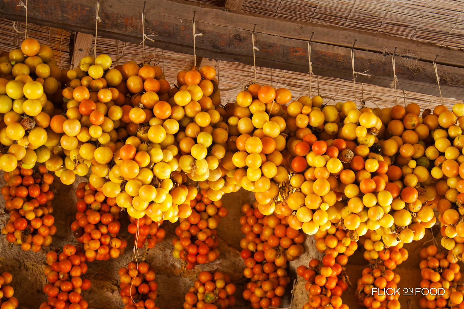 Pomodoro giallo del piennolo | Flick on food