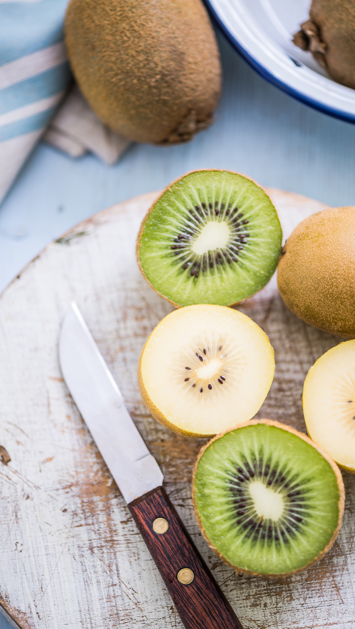 kiwi gold | Flick on food