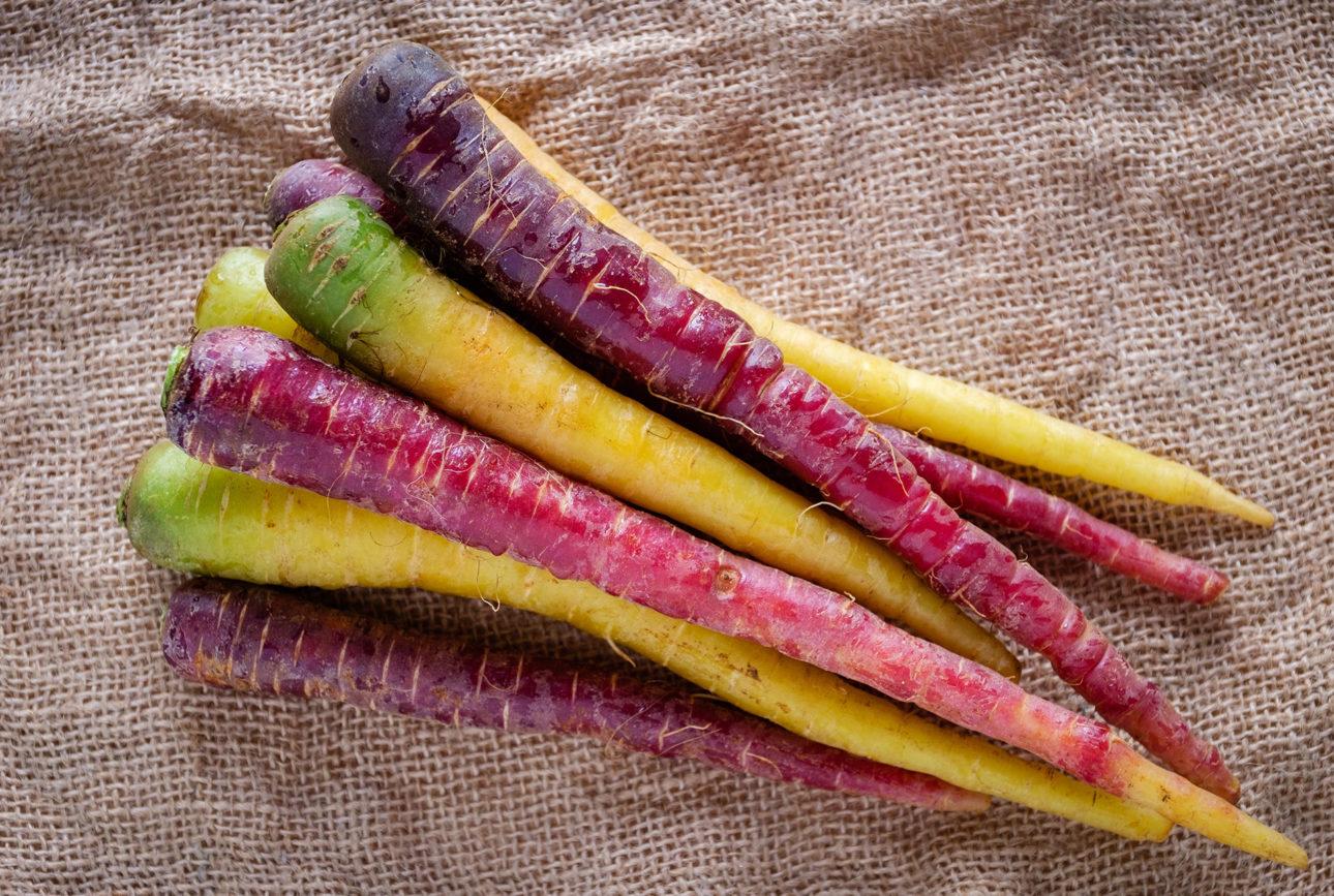 Carote colorate di Polignano | Flick on food